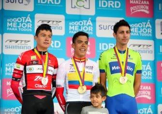 Jarlinson Pantano, nuevo campeón de Colombia CRI