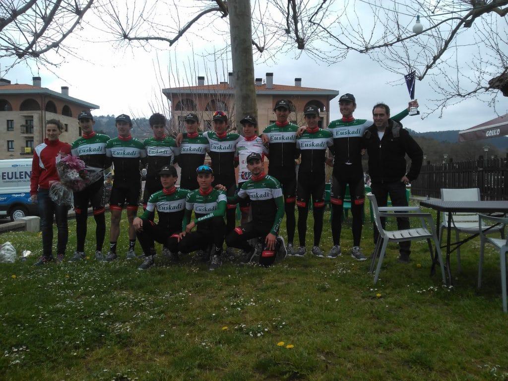 Podio-Euskadi-Laukiz