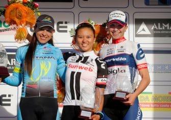 Trofeo Alfredo Binda: Coryn Rivera (Team Sunweb), la más rápida