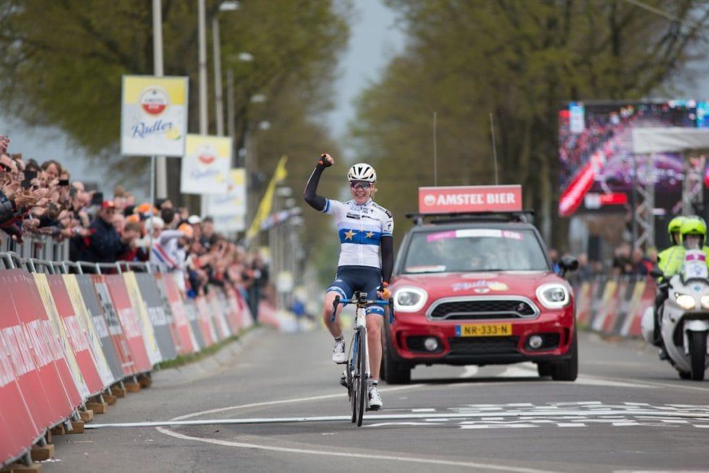 Resultado de imagen de Amstel Gold Race 2017 Van der Breggen