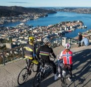 Mundial Bergen: Descubre el Monte Fløyen (Vídeo)
