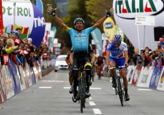 Michele Scarponi fallece, atropellado