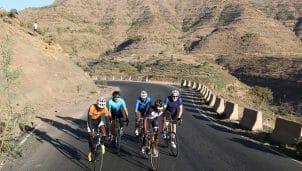 Descubre Etiopía a golpe de pedal: Un nuevo paraíso ciclista