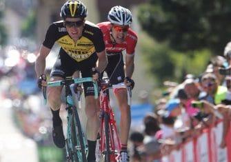 Kruijswijk, fuera del Giro con problemas estomacales
