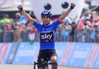 Giro Italia 19ª etapa: Clasificaciones completas (Vídeo)