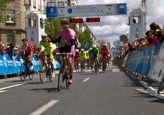 La Volta a Coruña, tres etapas y 17 equipos