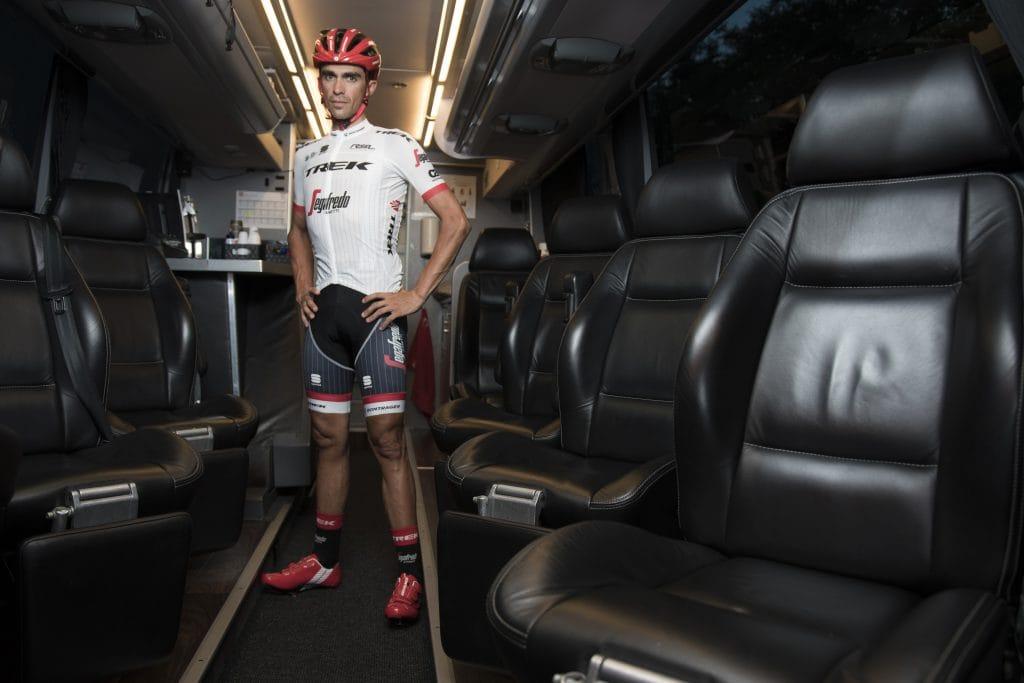 hermosa en color grandes ofertas en moda estilo de moda de 2019 Contador y Trek-Segafredo se pasan (también) al blanco en el ...