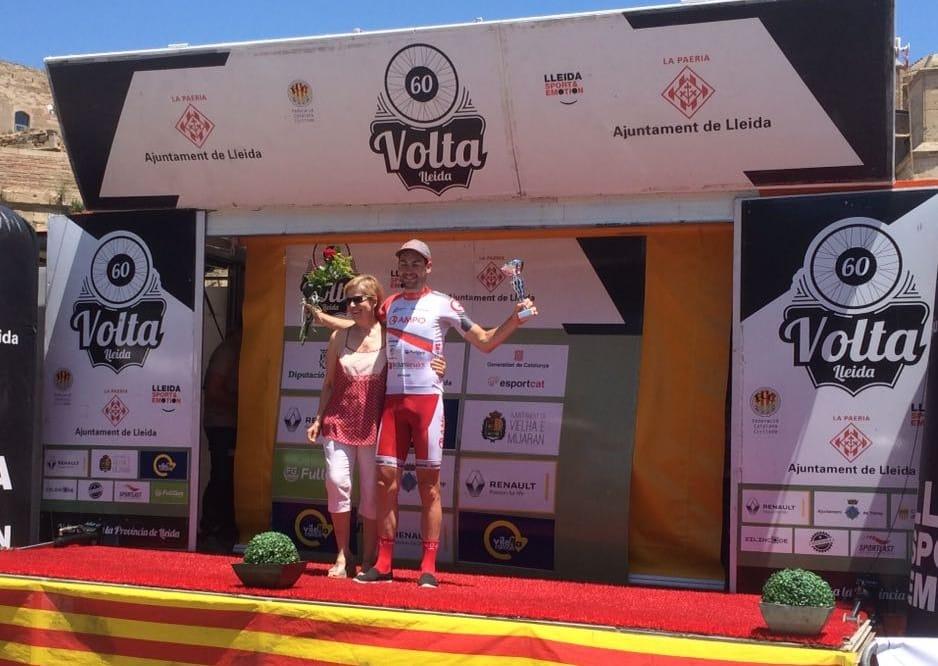 Peio Goikoetxea ha logrado la victoria en la jornada final.