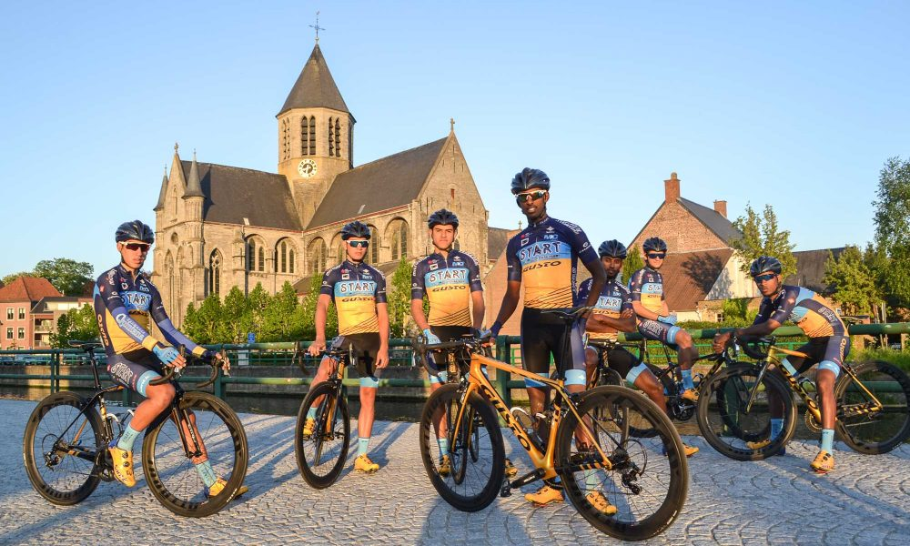 start-cycling-team-2018