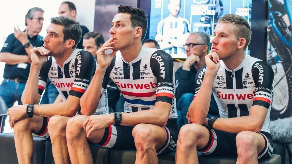 Sinkeldam, campeón holandés. Foto: Team Sunweb