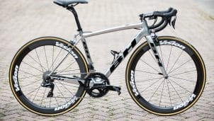 BH Ultralight Platinum, la última bicicleta de Voeckler