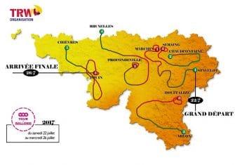 Tour Wallonie: Dylan Teuns (BMC) lo gana todo
