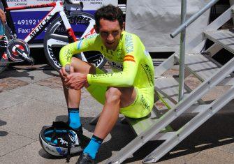 Vuelta Zamora: Smit gana la crono final; Moreira se corona
