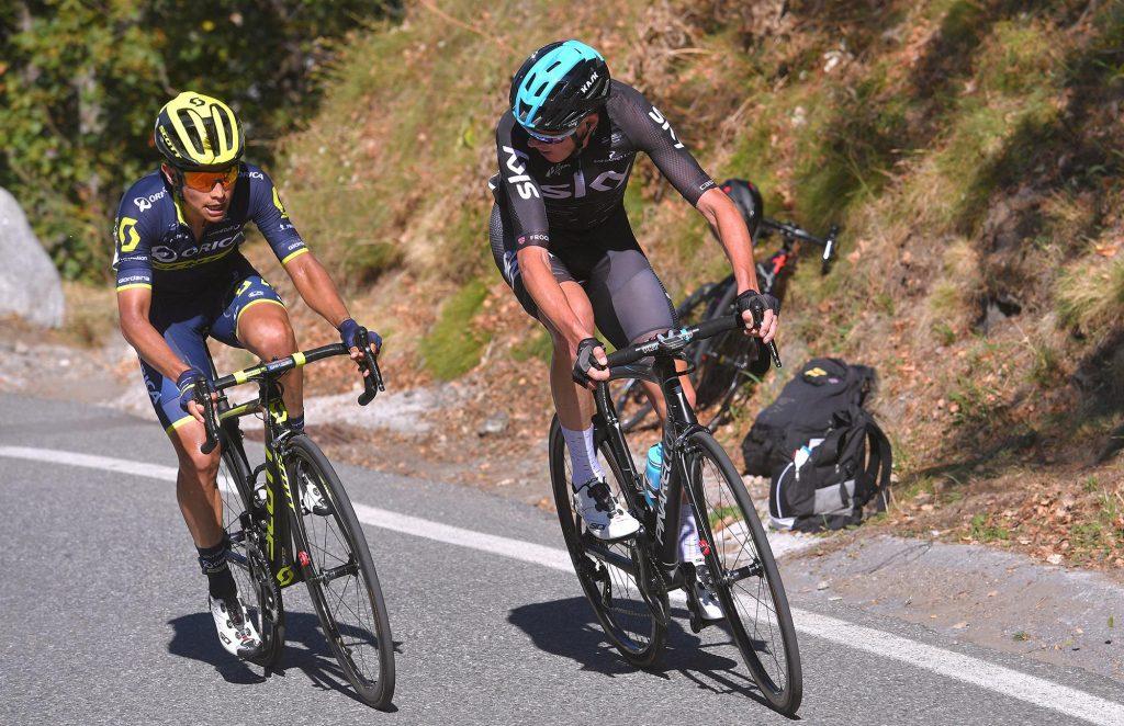 Froome-chaves-vuelta-españa-2017-3ª-etapa