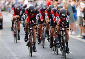 Vuelta a España: Rohan Dennis (BMC), primer líder en Nîmes (Vídeo)