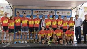 Campeonato España XCM: Ismael Ventura y Natalia Fischer, los más fuertes