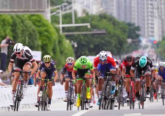Tour Guangxi: Gaviria repite en Nanning (Vídeo)