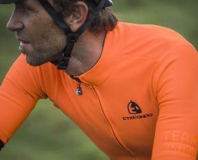 Dena, el nuevo maillot Windstopper de Etxeondo (Vídeo)