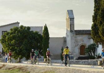 """""""Penedés 360º"""", tres formas de descubrir la comarca desde Vilafranca"""