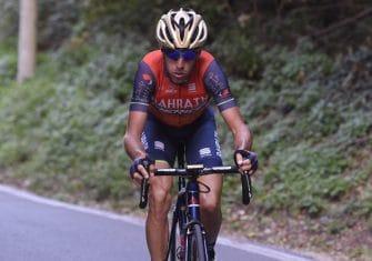 Nibali, entre el Giro y el Tour en 2018