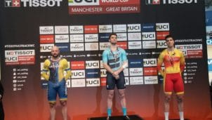 juan-peralta-podio-keirin-wc-manchester-2017