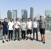 Las figuras mundiales y el reto del Abu Dhabi Tour