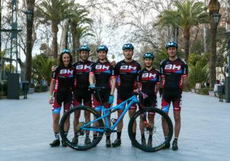 El BH Factory Team presenta sus seis embajadores