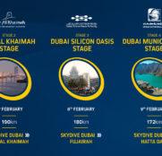 Duelo de velocistas en el Dubai Tour (Previa y dorsales)