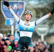 CX Middelkerke: Van der Poel suma y sigue