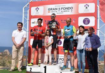El Gran Fondo Costa de Almería, un gran éxito