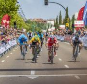 Vuelta Aragón: Matteo Malucelli sorprende en Zaragoza (Vídeo)