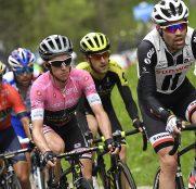 Giro Italia: Incógnitas abiertas ante las jornadas clave