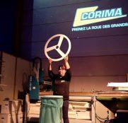 Corima celebra los 30 años de su primera rueda 'full carbon'