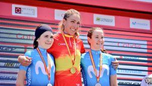 mavi-garcia-movistar-team-campeonato-espana-cri-2018-podio