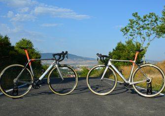 Caja Rural-RGA, nuevo outlet con bicicletas De Rosa