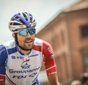 "Pinot, rumbo a la Vuelta: ""Ya veremos si por la general o etapas"""