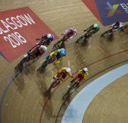 París y Milton abren la Copa del Mundo de pista
