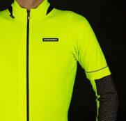 Etxeondo Sekur-Sekura, Iluminación y protección en una chaqueta