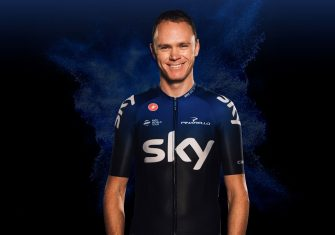 Team Sky 2019 Chris Froome