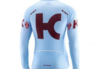 Katusha-Alpecin da paso al celeste en su nuevo maillot (Galería de fotos)