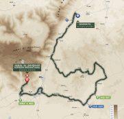 El Tour Omán 2019 desvela su recorrido, con la Green Mountain
