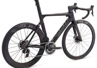 Giant Propel Advanced SL Disc RED angle