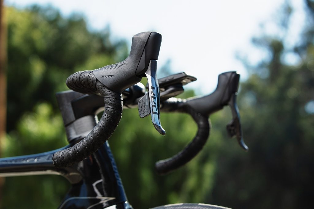 Giant SRAM RED eTap AXS shifters