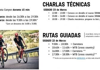 Canyon experience weekend, el 22 y el 23 de marzo en Bilbao