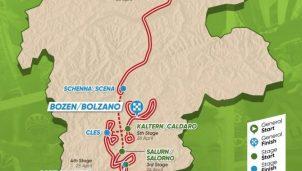 Tour Alps: Masnada vence en solitario