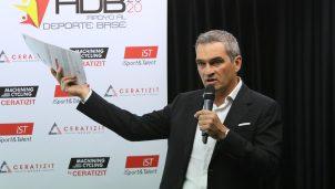Igor González de Galdeano presenta 'Machining meets cycling'