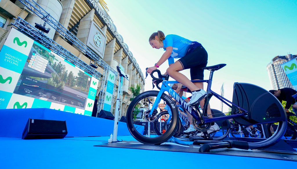bkool-2019_MOVISTAR VIRTUAL CYCLING - MADRID (2)