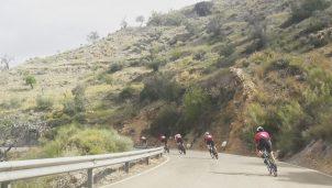 Éxito rotundo del Gran Fondo Costa de Almería