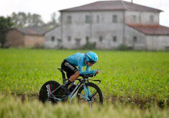 Ciencia y tecnología en el ciclismo: La contrarreloj