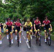 Tour Francia: Las ganancias por equipos